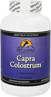 Capra Colostrum - 120 Capsules by Mt. Capra