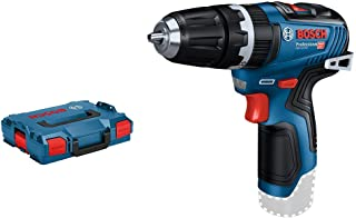 Bosch Professional 12V System GSB 12V-35 Cordless Combi Drill (Without Rechargeable Battery and Charger, in L-BoxX)