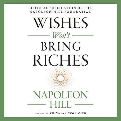 『Wishes Won't Bring Riches』のカバーアート