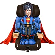 Comfortable contoured seat; 2 cup holders for drinks or snacks; removable cape can be used as a blanket 2-position crotch belt and 3-position adjustable headrest with energy-absorbing EPS foam; one-hand harness adjusting system Insurance Institute fo...
