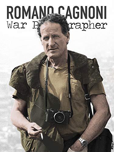 Romano Cagnoni - War Photographer