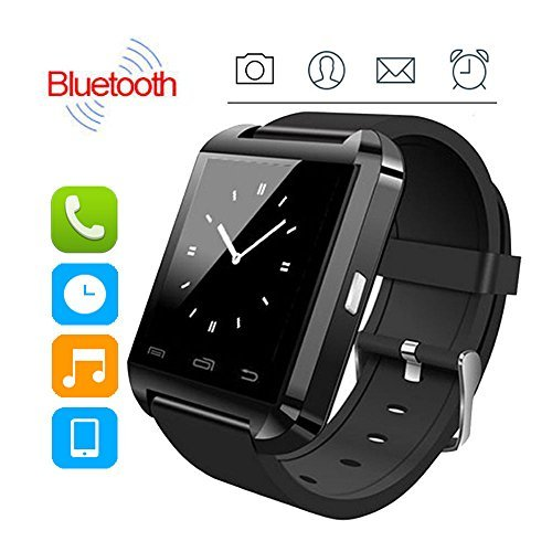 SMBB®Bluetooth Smartwatch Wrist Intelligente Armbanduhr U8 Handy Mate Android&IOS