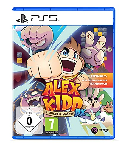 Alex Kidd in Miracle World DX - [PlayStation 5]