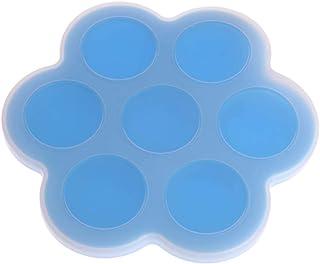 Cozy Silicone Freezer Tray for Baby Food Storage Reusable Baby Food Storage Containers Silicone Freezer Trays BPA Free Hig...