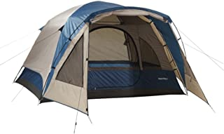 4 Person Tent Wilderness Lodge - Dome Style Vestibule For Added Element Protection by Field & Stream
