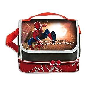 Portameriendas Spiderman Amazing termico