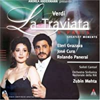 Verdi: La Traviata a Paris (Highlights from the Opera) by VARIOUS ARTISTS