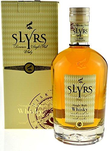 Slyrs Bayerischer Single Malt Whisky 0,7l mit Geschenkkarton
