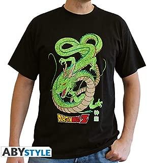 Dragon Ball Men's Shenron Crew Neck T-Shirt