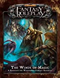 Warhammer Fantasy Roleplay: The Winds of Magic: A Resource for Warhammer Fantasy Roleplay [With Cards and Tokens, Handouts, Tracking Sheets, Etc. and