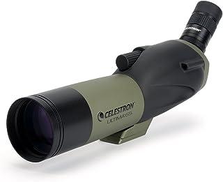 CELESTRON 65mm Ultima Zoom Spotting Scopes, Green (52248)