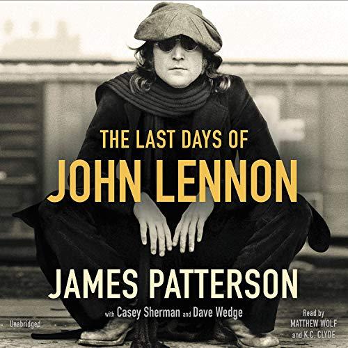 The Last Days of John Lennon cover art