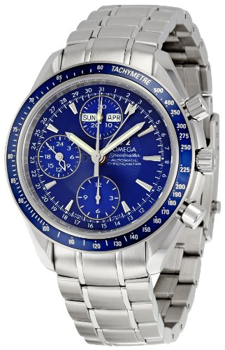 Omega Men's 3222.80 Speedmaster Chronograph Dial Watch