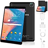 4G Tablet 10 inch Android 9.0 Pie, 3GB+32GB/128GB Expand Quad Core 3 Rear Cameras 8000mAh Tablets Dual SIM/WiFi/GPS/Bluetooth Google GMS Certification Tablet