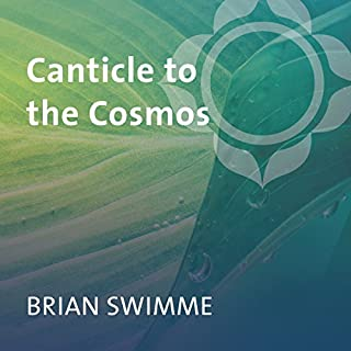 Canticle to the Cosmos audiobook cover art