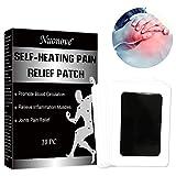 Schmerzlinderung Patch, Schmerzlindernde Pflaster, Wärmepflaster, Pain Relief Patch, Fördern Sie die Durchblutung, Entzündung Muskeln lindern, Gelenke Schmerzlinderung, Körper...