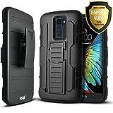 LG Treasure Case, Starshop [Heavy Duty] Dual Layers