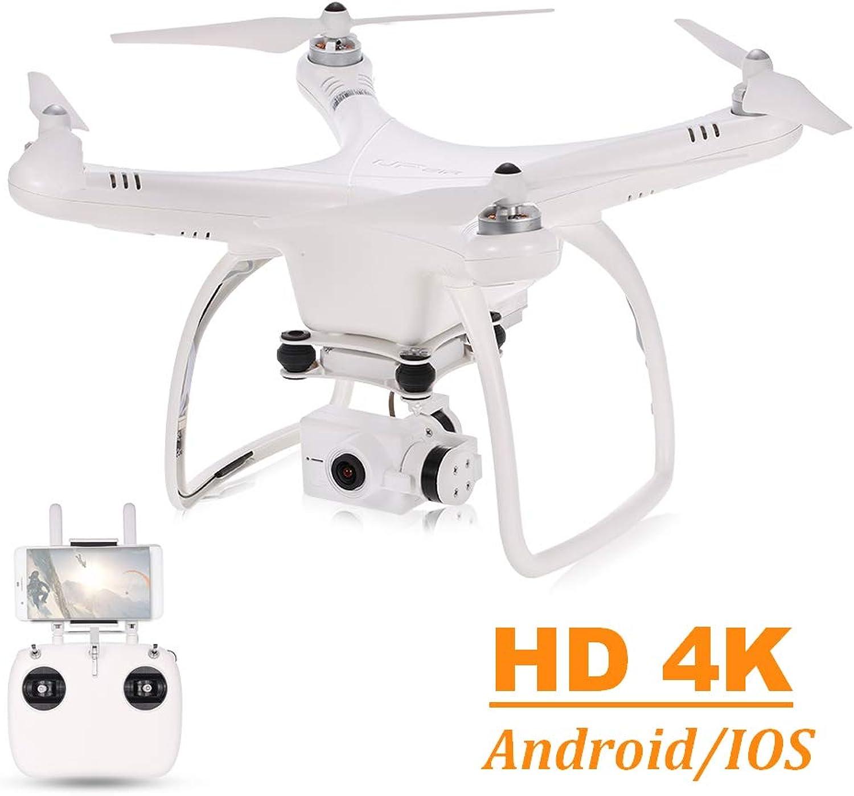 UPair One Plus 4K Drohne mit Kamera, 5.8G FPV Live übertragung RC Quadcopter mit APP Control, 2.4 GHz Fernbedienung, GPS Auto Return Funktion, Folge Mir, Anfnger Quadcopter Drohne