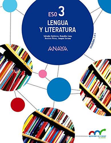 Lengua y Literatura 3. (Aprender es crecer en conexión) - 9788467852103