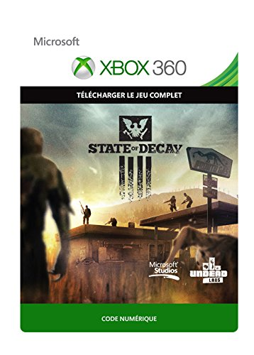 State of Decay [Xbox 360 - Code jeu à télécharger]