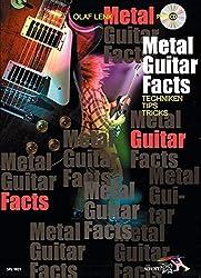 Metal guitar facts guitare +cd