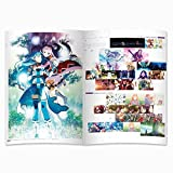 La mayor prima de loteria Sword Art Online Stage3 D Premio folleto visual