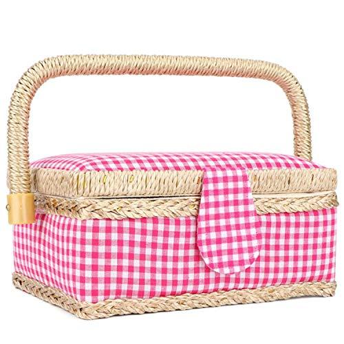 Shumo - Cesta de costura para agujas de coser