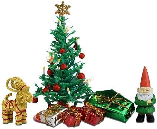 autorización LUNDBY Smaland Smaland Smaland Christmas Tree Playset by Lundby  almacén al por mayor