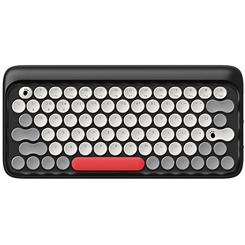 Our #7 Pick is the Lofree Bluetooth Typewriter Keyboard