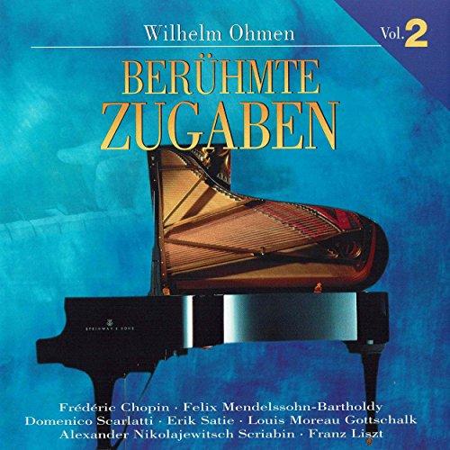 Arabesque No. 2 für Klavier in C Major