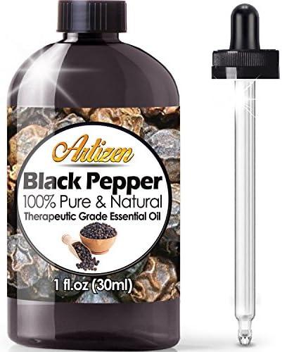 Top 10 Best black pepper essential oil therapeutic grade Reviews