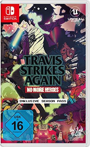 Travis Strikes Again: No More Heroes + Season Pass - [Nintendo Switch]