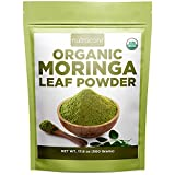 Best Organic Moringa Powders - Organic Raw Moringa Leaf Powder - Nutracare Organics Review