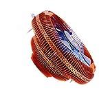 lmoikesz CPU Universal Cooler Fan 12V Rodamiento hidráulico de Calor...