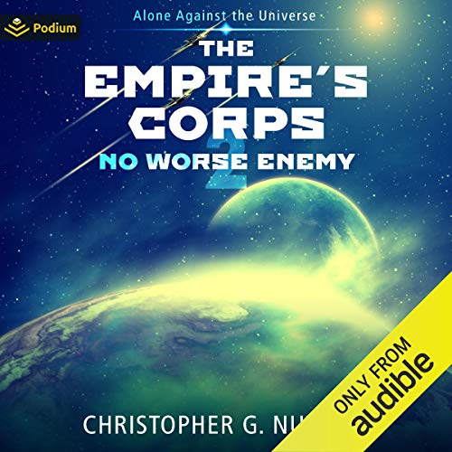 No Worse Enemy cover art