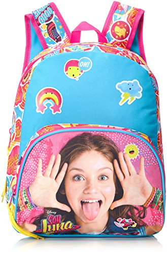 Soy Luna Safta Safta Sf-611626-609 Kinderrucksack, 40 cm, mehrfarbig