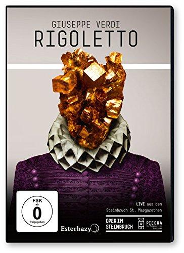 St.Margarethen - Rigoletto/2017 (1 DVD)