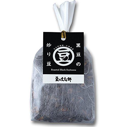 大豆の炒り豆 黒豆