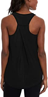 Women's Workout Tops Yoga Shirts Sports Gym Clothes Athletic Racerback Tank Tops