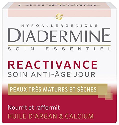 Diadermine - Réactivance - Soin Anti-Age Jour - Huile d'Argan - 50 ml