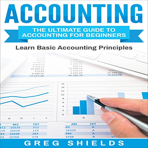 Accounting: The Ultimate Guide to Accounting for Beginners cover art