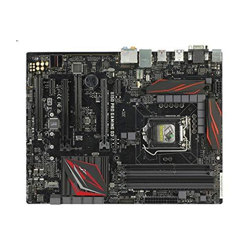 Fit For ASUS B150 Pro Gaming D3 Computer Socket Socket LGA 1151 DDR3 B150 SATA3 USB3.0 Placa Base De Escritorio