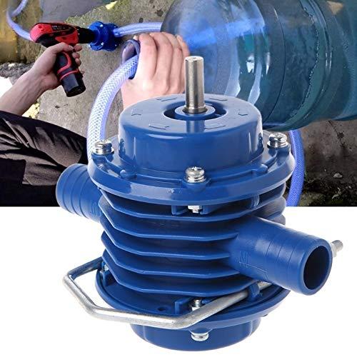 YTGUEVKDH Heavy Duty Self-Priming Hand Electric Drill Water Pump Home Garden Centrifugal Home Garden