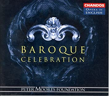 Baroque Celebration (Sung in English)
