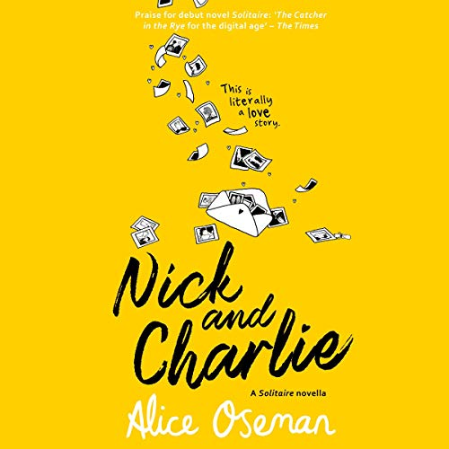 Nick and Charlie cover art