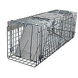 Kabalo Squirrel/Rat Trap Metal Humane Live Vermin Large Pest Animal Bait Cage Catcher