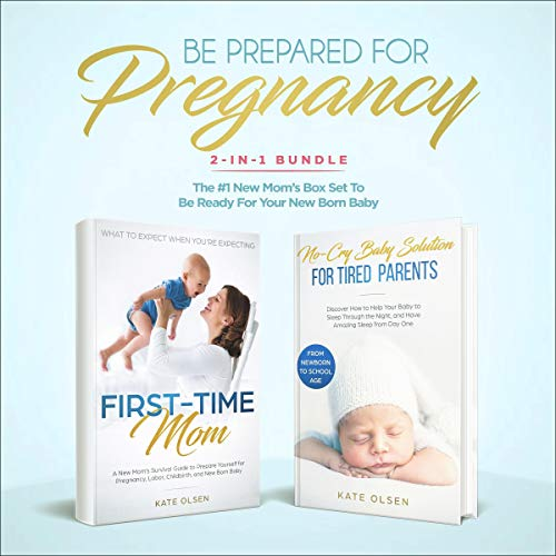 Be Prepared for Pregnancy cover art