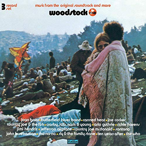 Woodstock Ost (Mono Pa Version) (3Lp) (Rsd)