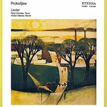 Prokofiev & Hindemith: Lieder