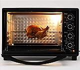 PANASONIC NB-H3203KSM 32L Oven Toaster Grill, Black